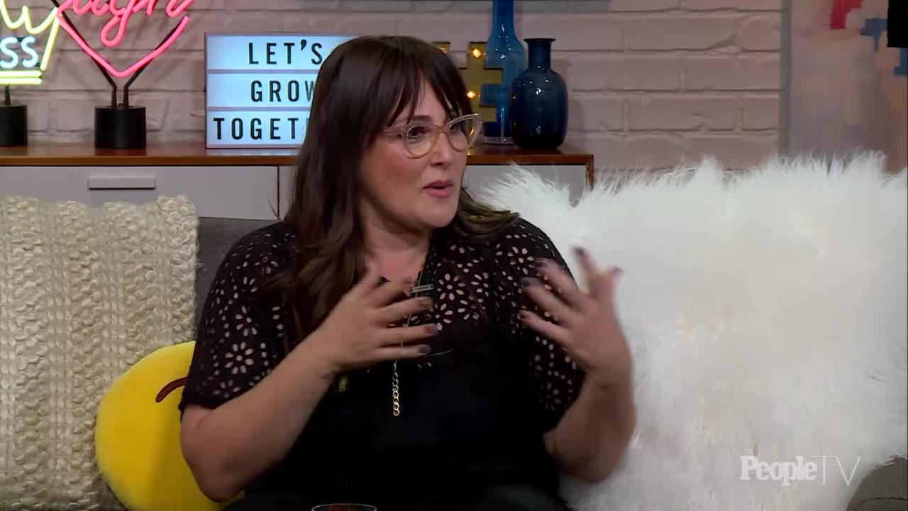 Ricki Lake Opens Up About Finding Love Again After Her Ex-Husband's Death