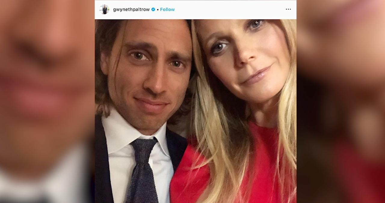 Everything Gwyneth Paltrow and Brad Falchuk Served at Their Wedding