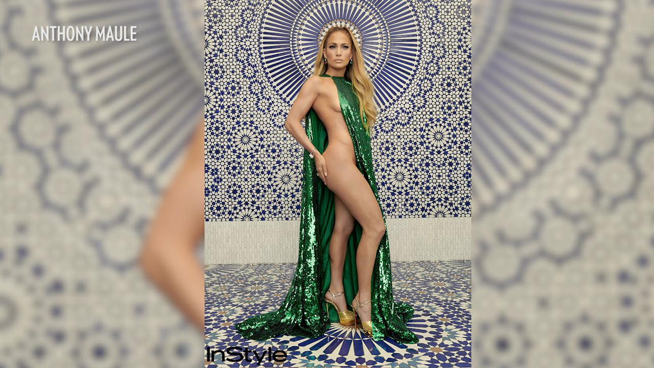 Jennifer Lopez Wows in Half-Naked InStyle Photo Shoot: 'I've Taken Care of Myself and It Shows'
