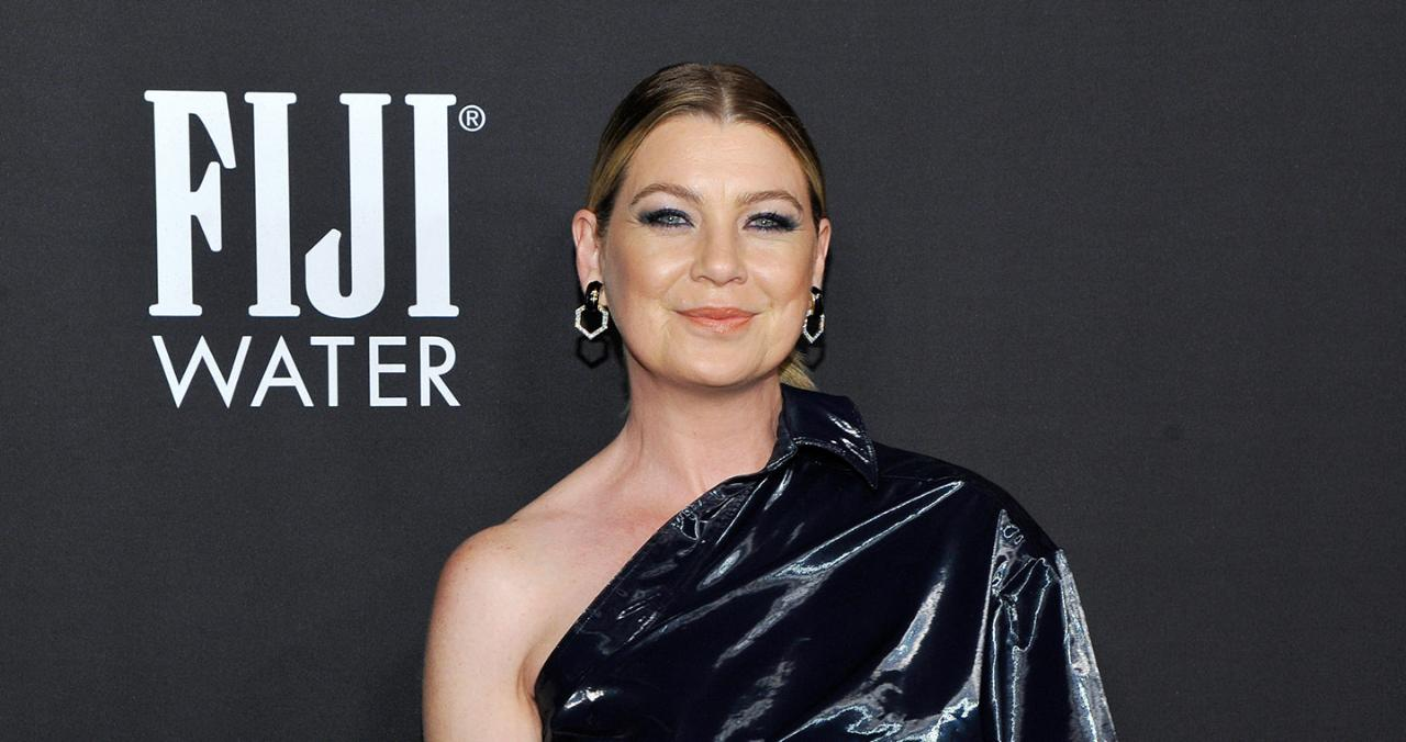 Ellen Pompeo Defends Her 'Toxic Work Environment' Comment About Grey's Anatomy's First 10 Years