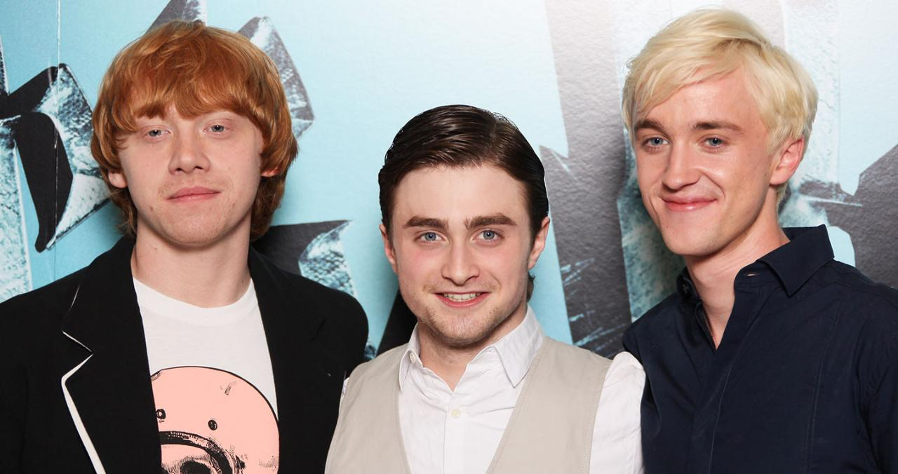 Tom Felton Jokes that Harry Potter Was 'Constantly Crushing' on Draco Malfoy: 'Clearly a Fact'