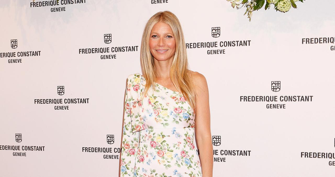 Gwyneth Paltrow Reveals She Has Premenopause Symptoms at 46: I'm 'Suddenly Furious for No Reason'