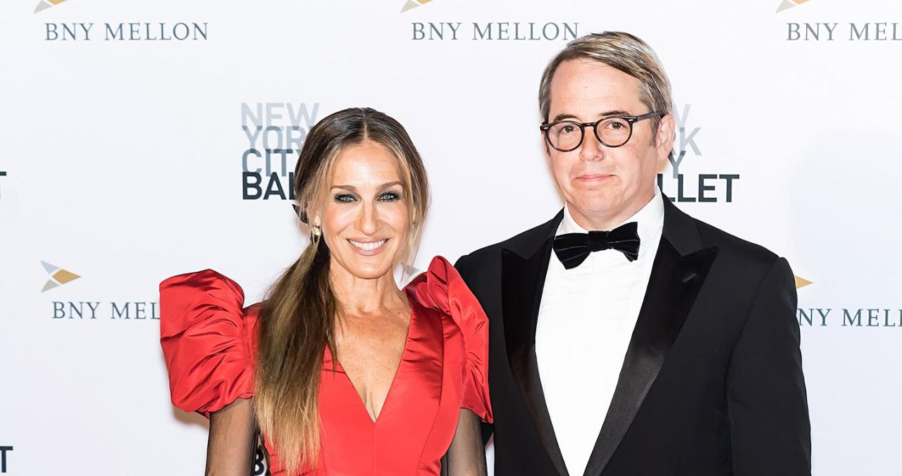 Sarah Jessica Parker Celebrates 22-Year Wedding Anniversary with Matthew Broderick After Slamming Rumors of Marital Problems
