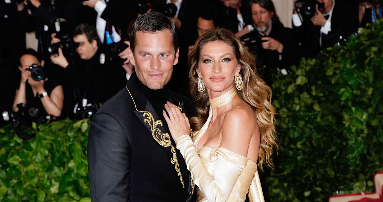 Gisele Bündchen Shares Tribute to Tom Brady: 'Best Tickler, Pancake Maker and Hair Cutter'