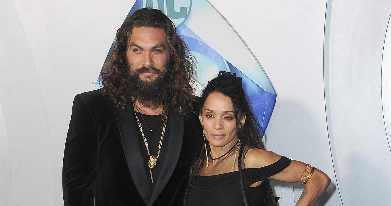 Jason Momoa Knew Lisa Bonet Was the One the Night They Met: 'I Convinced Her to Take Me Home'
