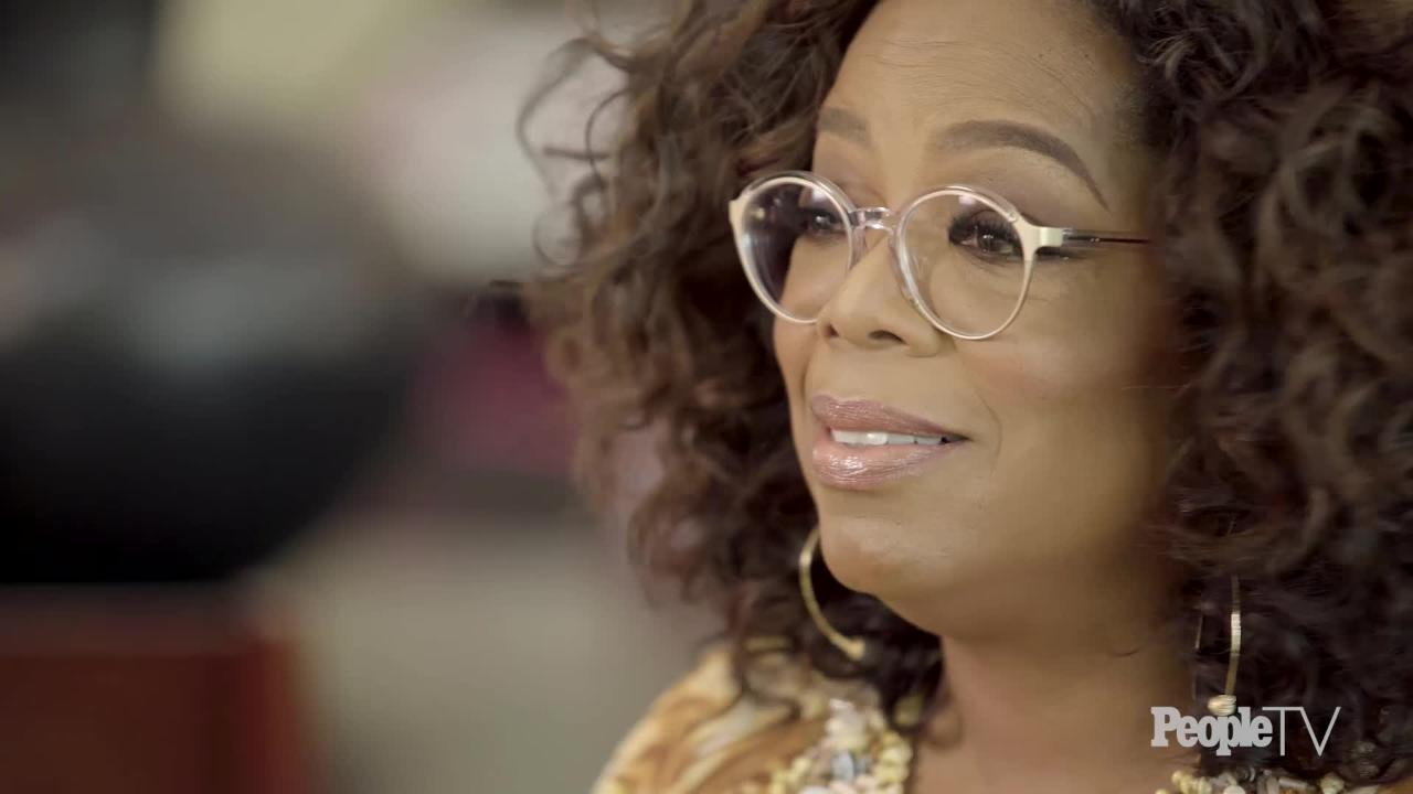 Oprah Winfrey Reflects on Upcoming First Mother's Day without Mom Vernita and Their Final Goodbye