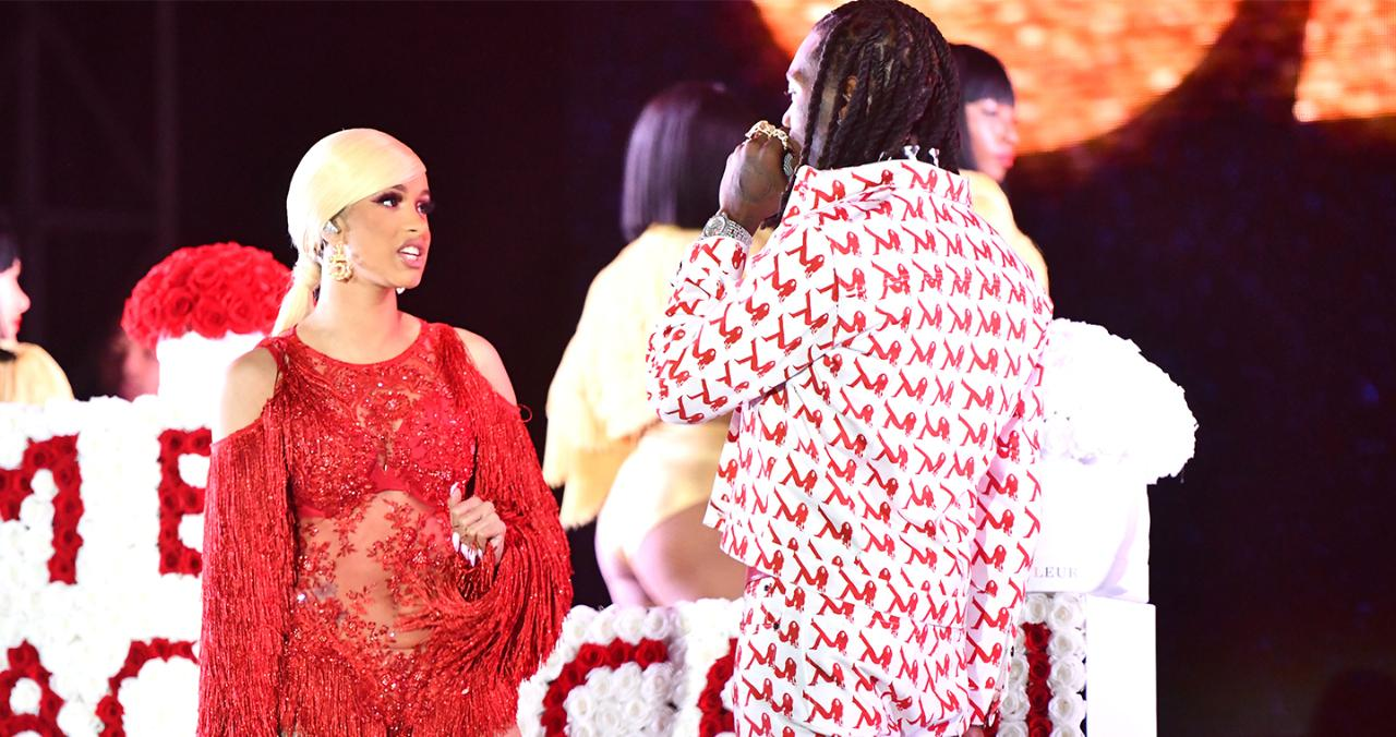 Future Rapper! Cardi B Reveals Daughter Kulture's Favorite Songs by Her Mom and Dad Offset