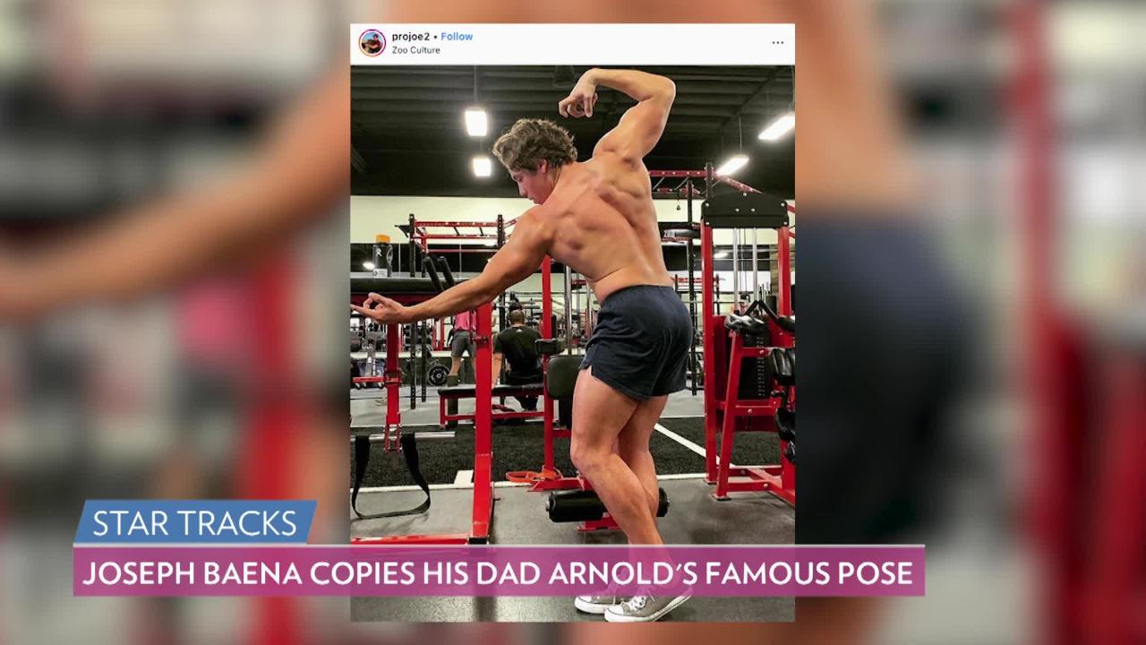 Arnold Schwarzenegger and Son Patrick Bond in Sweet Interview: We Have 'a Great Friendship'