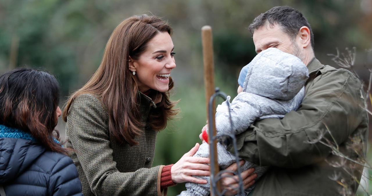 Kate Middleton Opens Up About the 'Same Struggle' Every Mom Faces: 'It's So Hard'