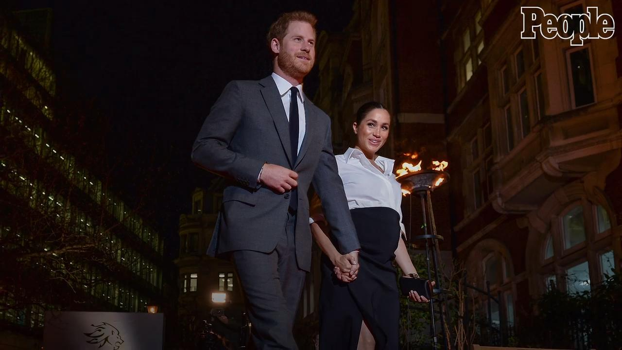 Meghan Markle and Prince Harry Delayed Awards Show for the Most Touching Reason