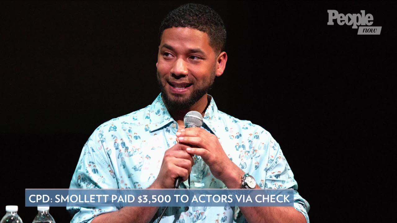 Jussie Smollett Arrested as He Faces Felony Charge for Allegedly Filing False Police Report