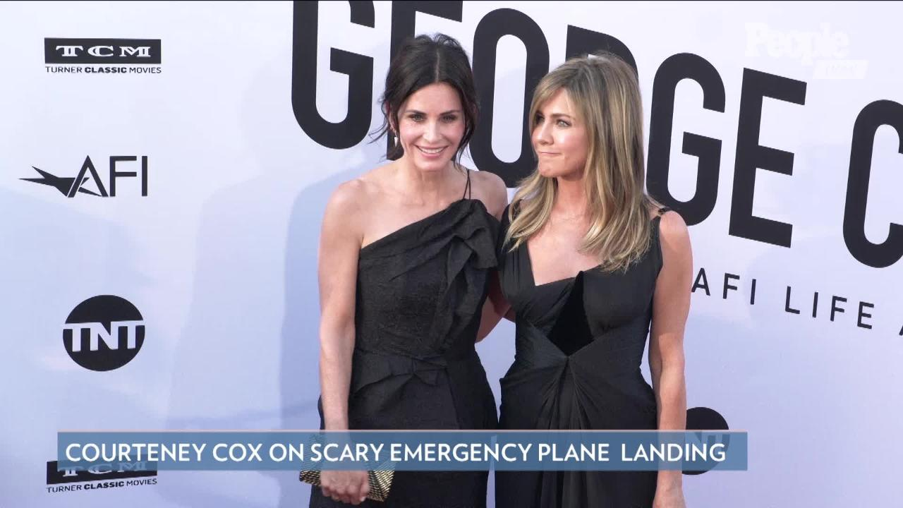 Adam Sandler Reveals He Took Same Plane as Jennifer Aniston the Day After Her Emergency Landing