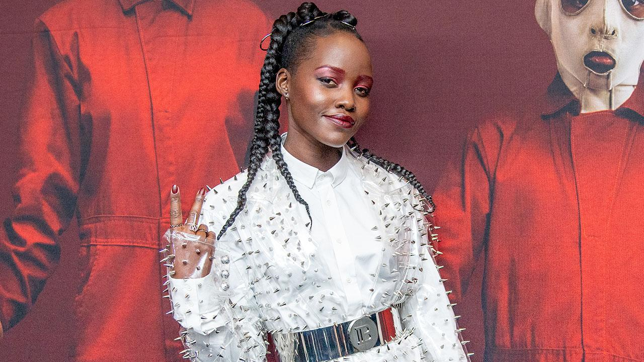 Beauty of the Day Lupita Nyong'o Wasn't Always a Red Carpet Trendsetter: 'I Was a Tomboy!'