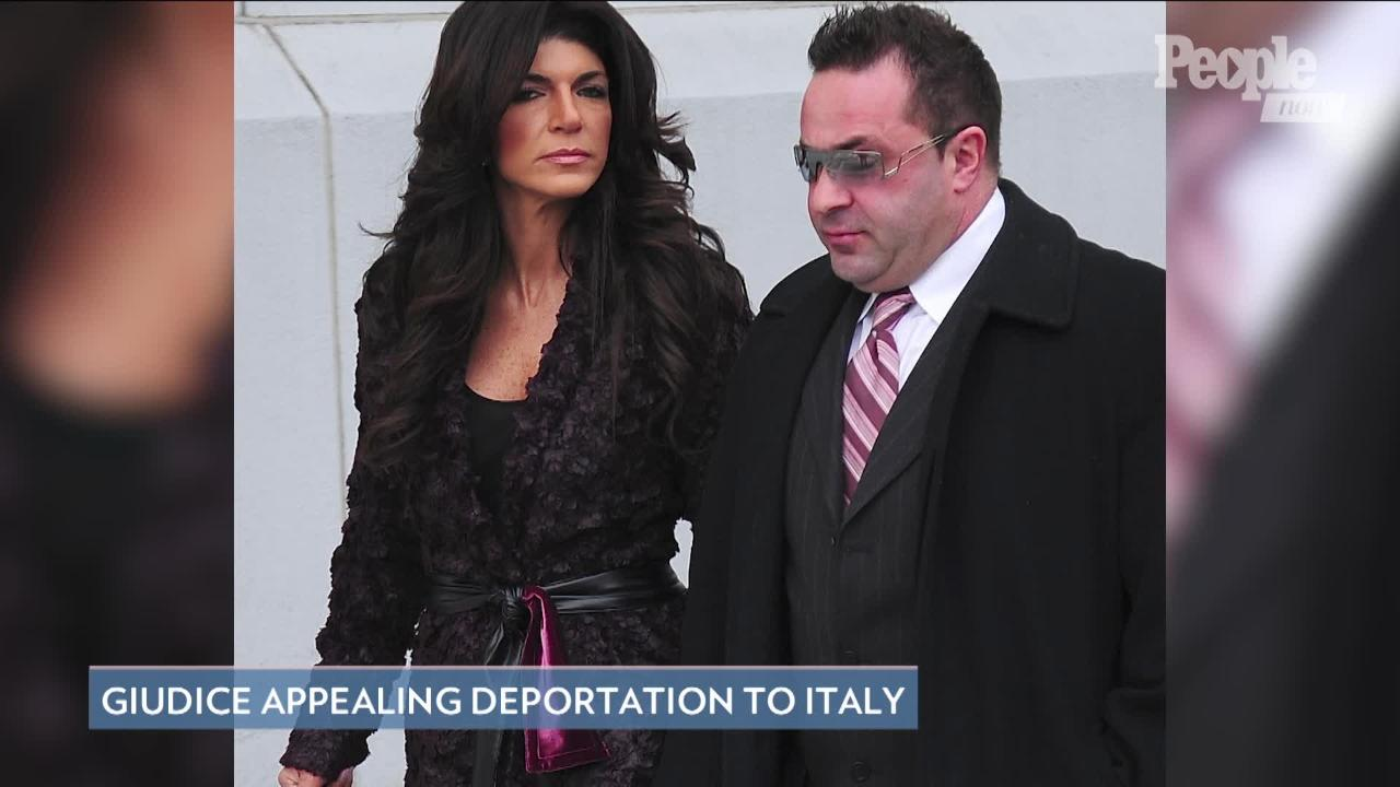 Gia Giudice, 18, Posts Heartbreaking Tribute to Dad Joe Ahead of Deportation: 'We Are Fighters'