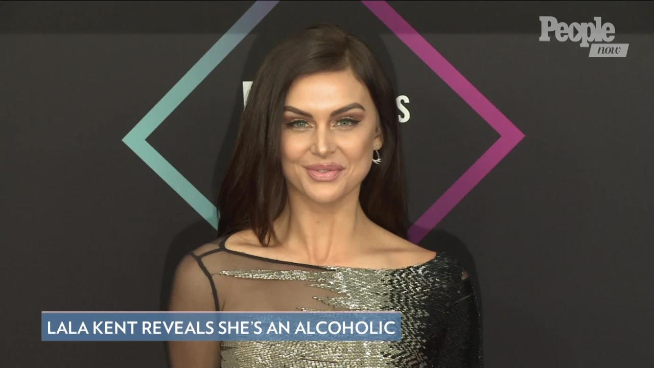 Vanderpump Rules' Lala Kent Is 'Feeling Blessed' After Staying Sober for 6 Months