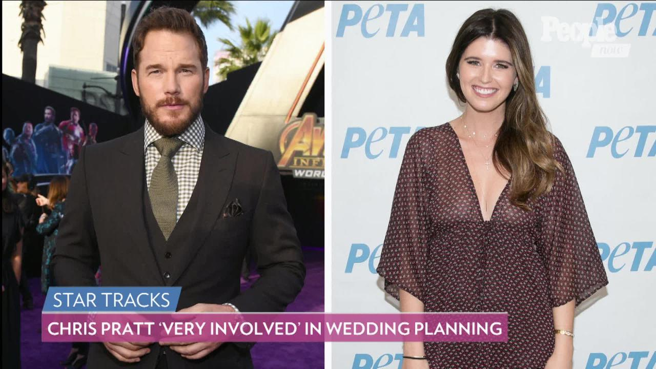 Katherine Schwarzenegger Says She Admires Chris Pratt's Ex-Wife Anna Faris: 'I Look Up to' Her
