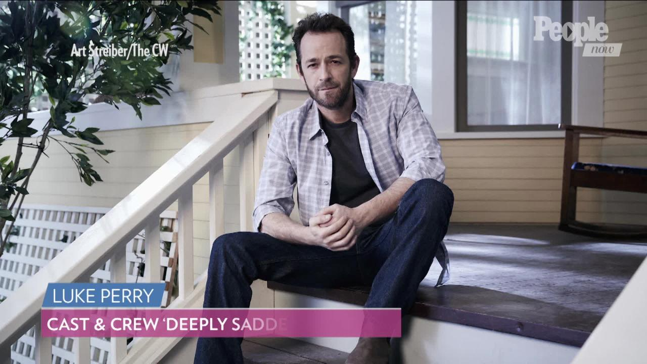 Riverdale Airs Bittersweet Final Episode That Luke Perry Filmed — Nearly 2 Months After His Death