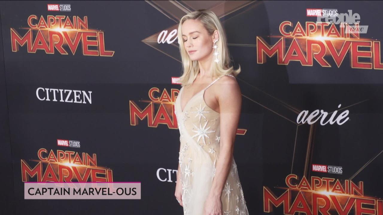 Brie Larson's Captain Marvel Soars in New Somber TV Spot for Avengers: Endgame