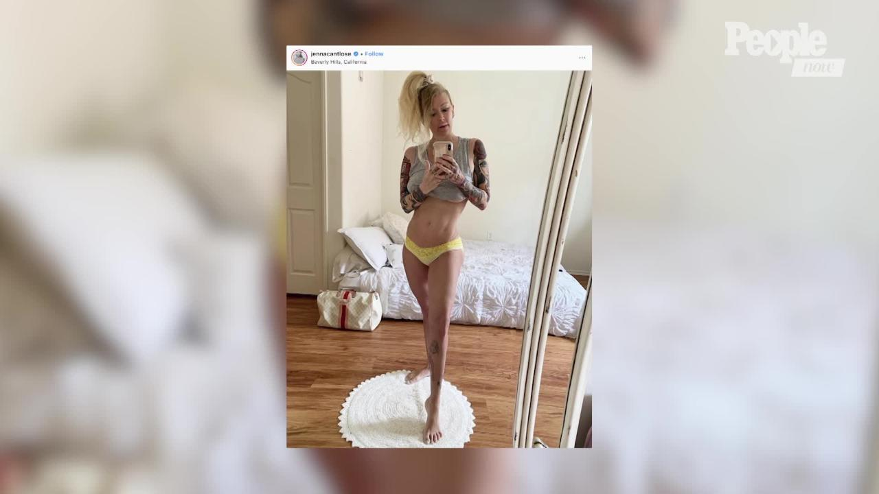Jenna Jameson Says She Was Pre-Diabetic and a 'Sloth' Before Starting the Keto Diet