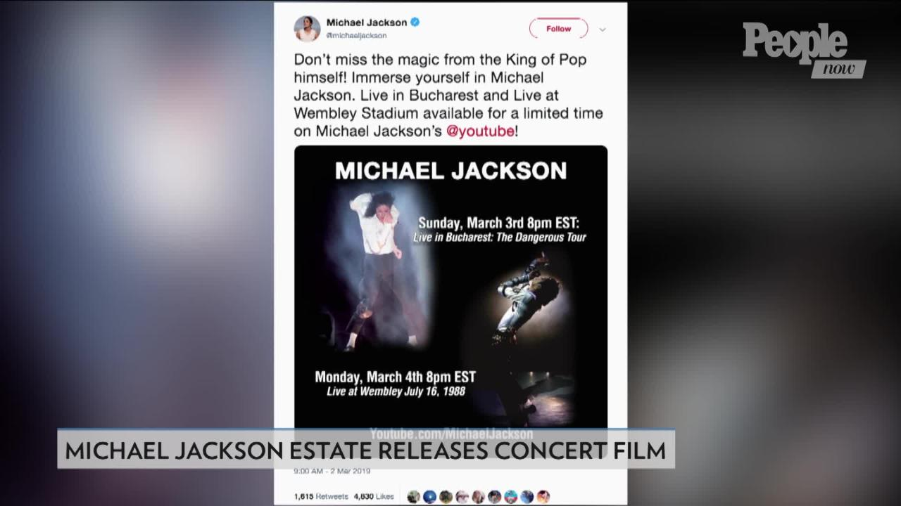Michael Jackson Documentary Leaving Neverland Receives 5 Emmy Nominations