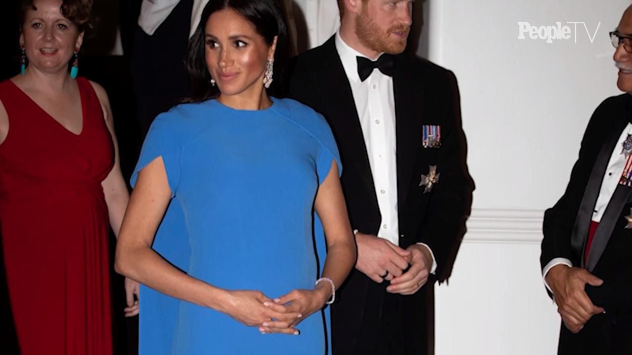 Meghan Markle Keeping Baby's Birth Private Is 'Understandable': 'Lindo Wing Has Become a Circus'