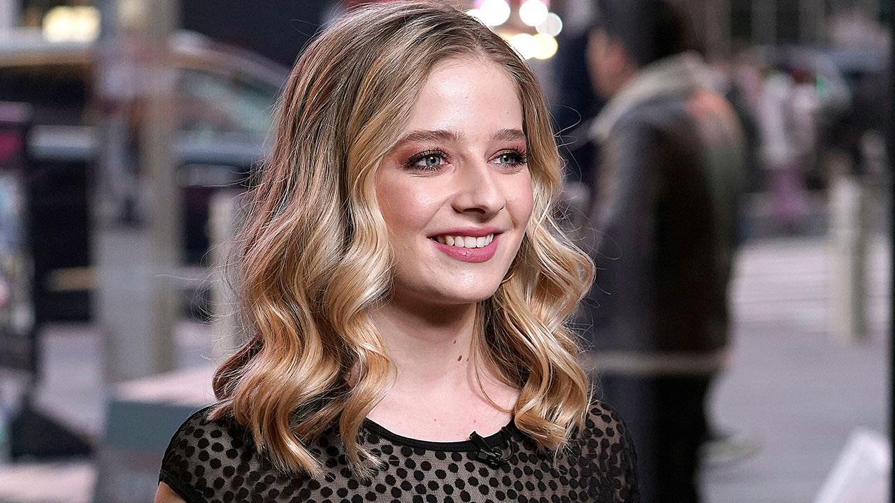 Jackie Evancho Reveals Her Mom - Who Struggles with Lyme Disease - Is Her Hero