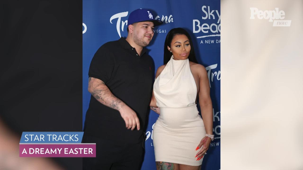 Rob Kardashian Makes Rare KUWTK Appearance to Celebrate Daughter Dream's 2nd Birthday