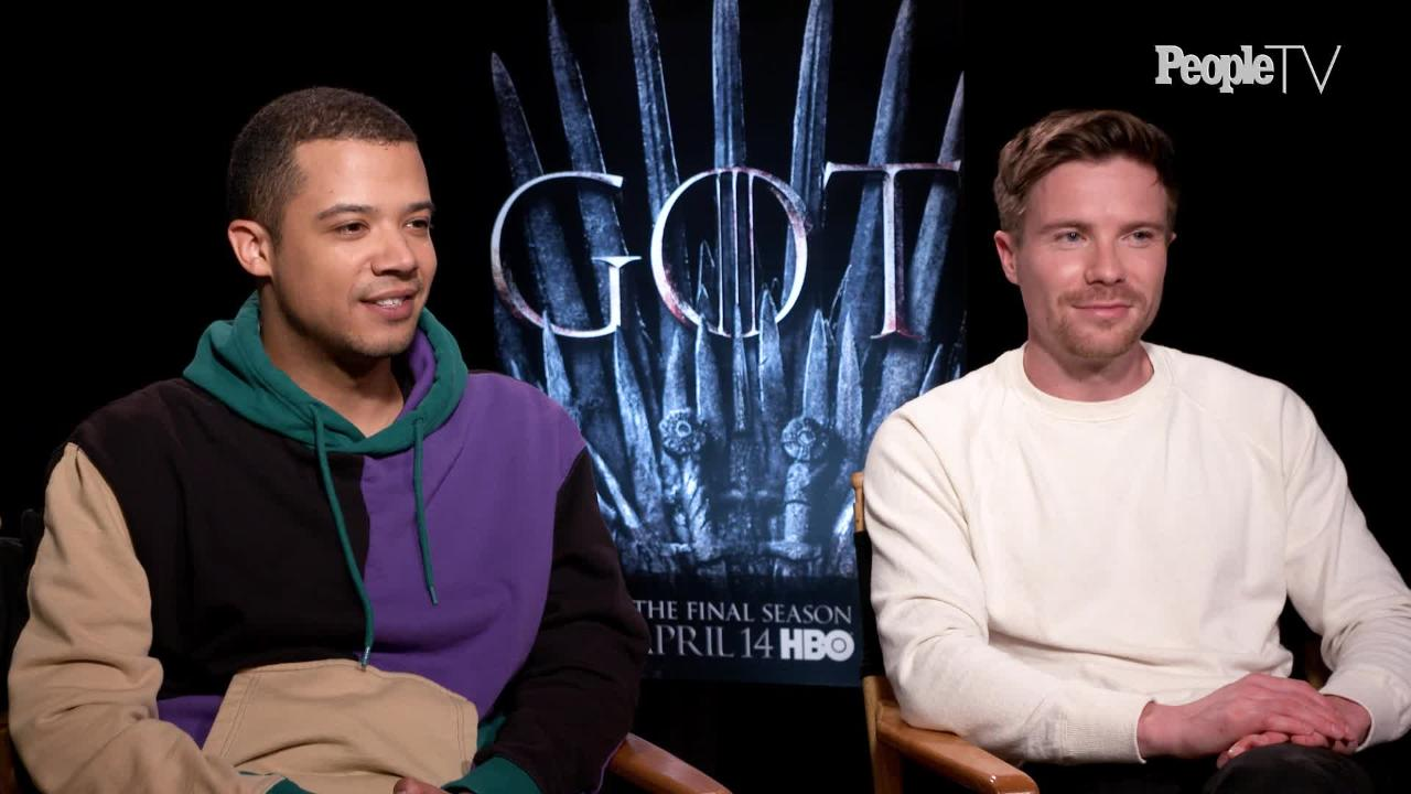 From Swords to Kitchen Utensils: Game of Thrones Cast Reveals What They Stole from Set