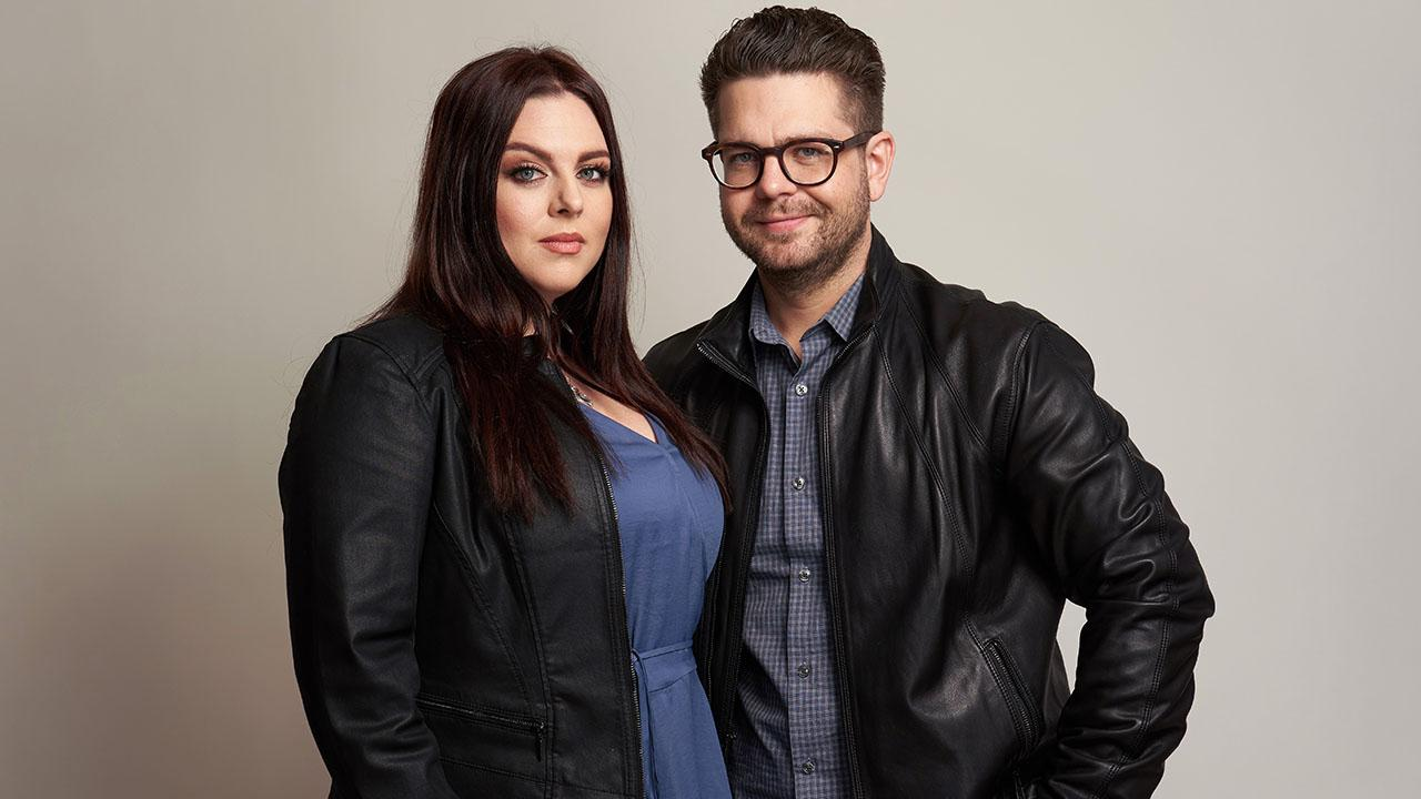 Jack Osbourne and Katrina Weidman Are on the Hunt for Portals to Hell