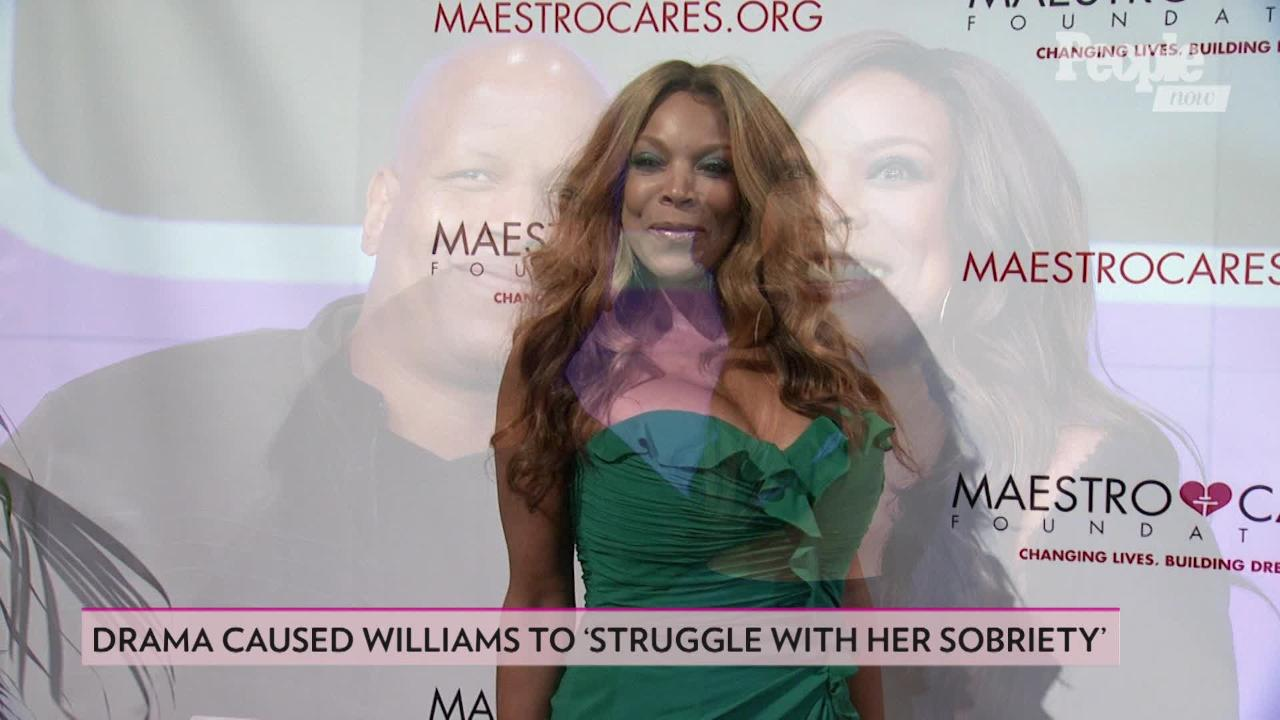 Wendy Williams' Estranged Husband Calls Cops to New Jersey Mansion After She Files for Divorce