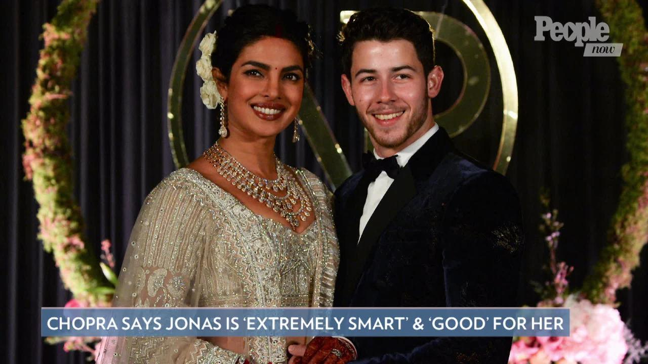 Nick Jonas Shares Romantic Tribute to Wife Priyanka Chopra One Year After They Began Dating