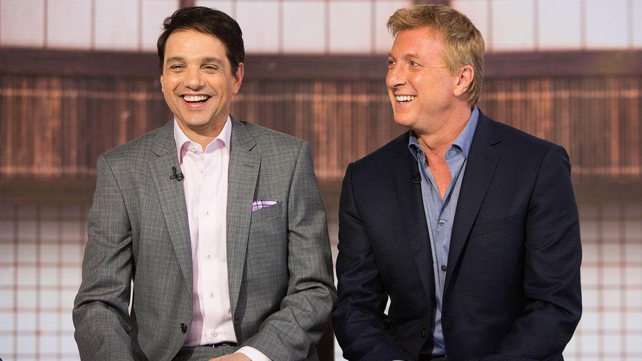 Ralph Macchio and William Zabka on Their Karate Kid Rematch: 'We Still Got It'