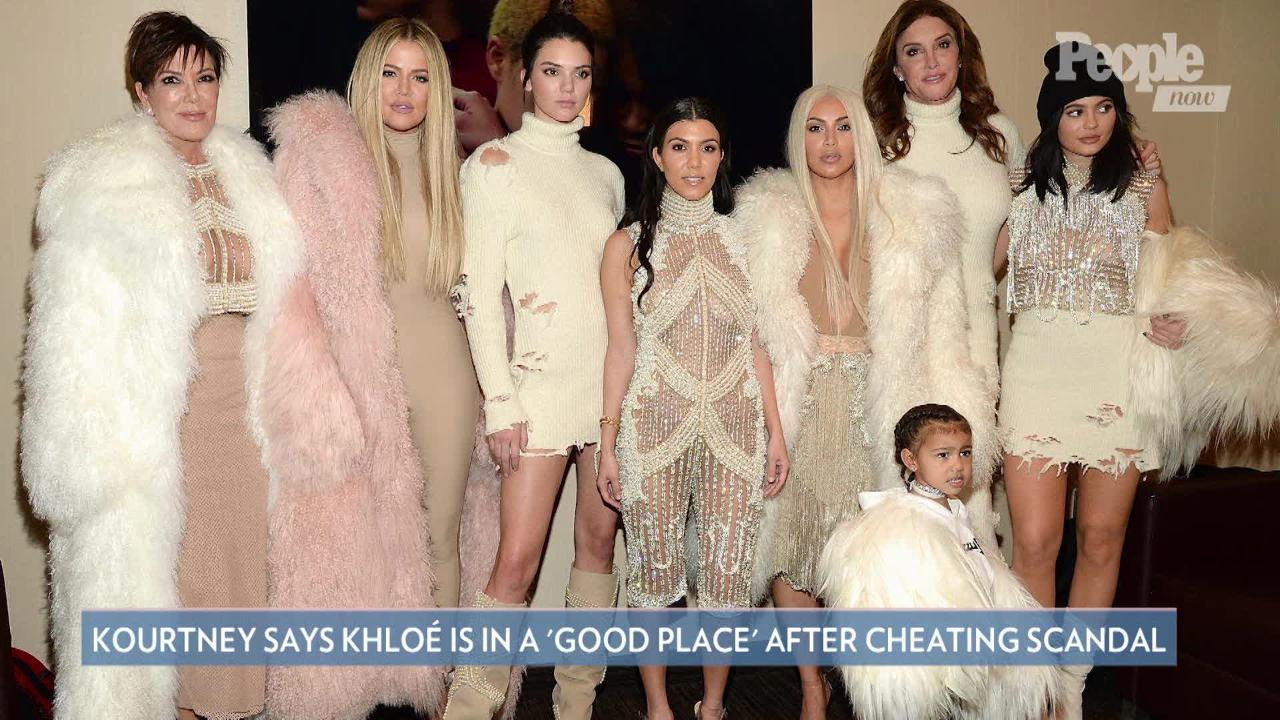 Khloé Kardashian & Tristan Thompson 'Weren't in Proper Relationship' During Jordyn Woods Scandal