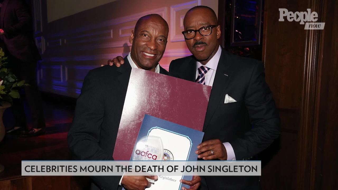 Tyrese Remembers John Singleton's Final Months, His 'Beautiful' Funeral and Legacy of Diversity That Lives On