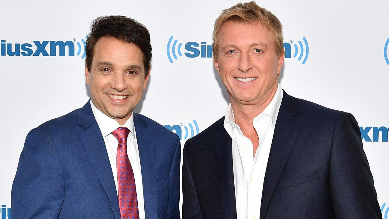 Ralph Macchio and William Zabka Tease Their Long-Awaited Karate Kid Rematch