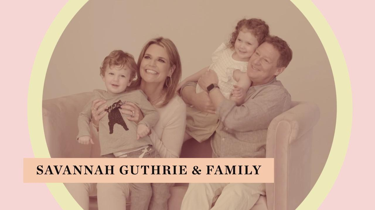 Savannah Guthrie on Becoming a Mom Later in Life: 'I Can Really Take My Time and Enjoy My Kids'