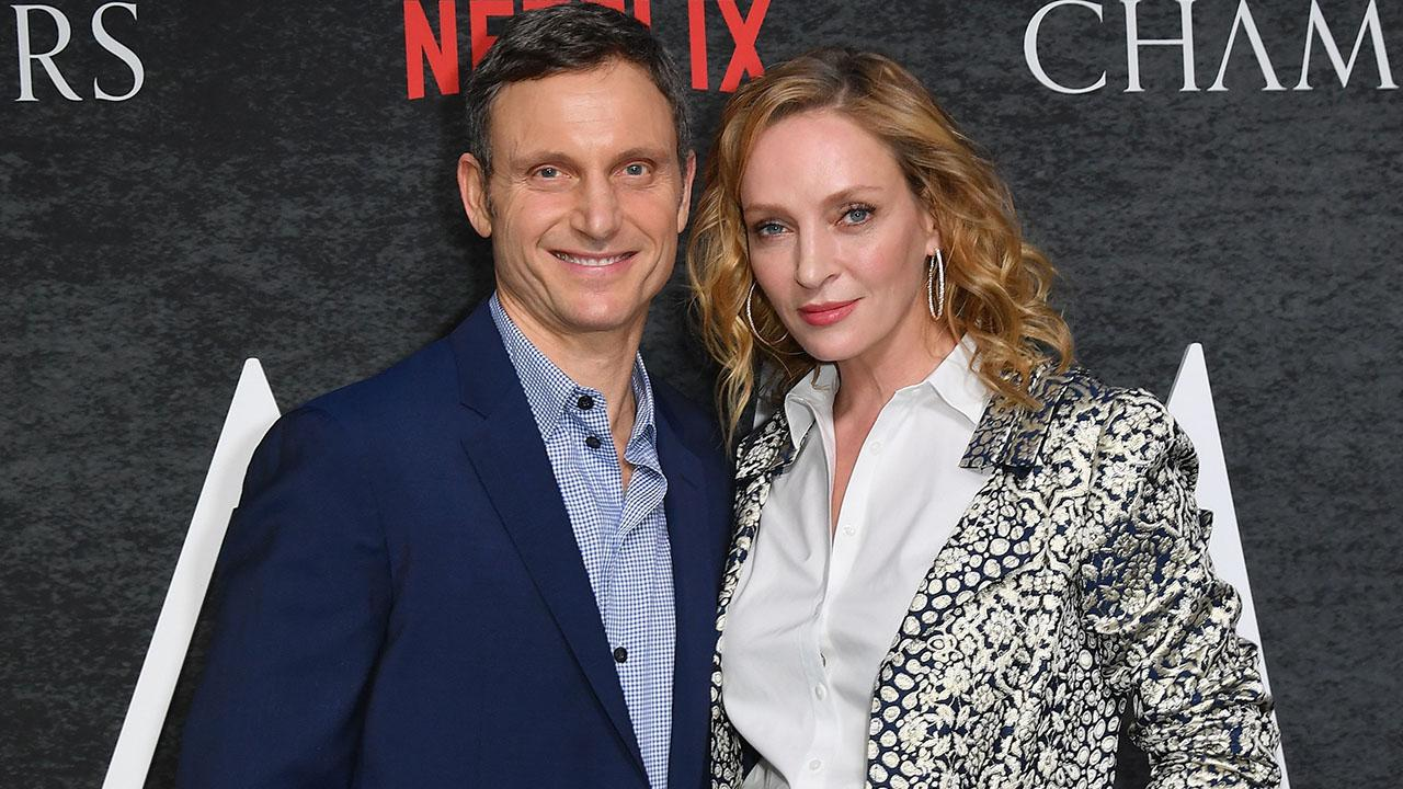 Tony Goldwyn and Uma Thurman Were 'Kinda Going Through It' While Playing Grieving Parents in Chambers