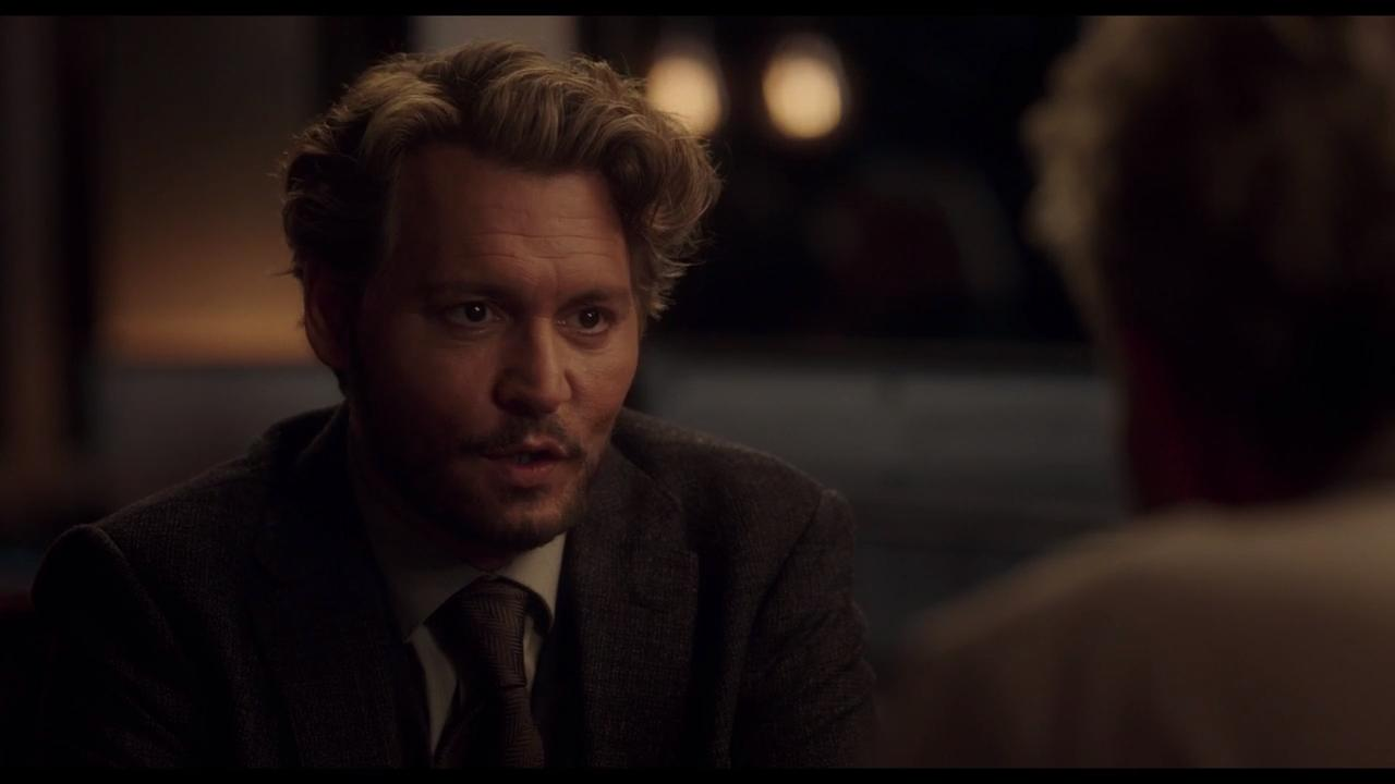 Johnny Depp Plays a Man with Just Six Months to Live in First Trailer for The Professor