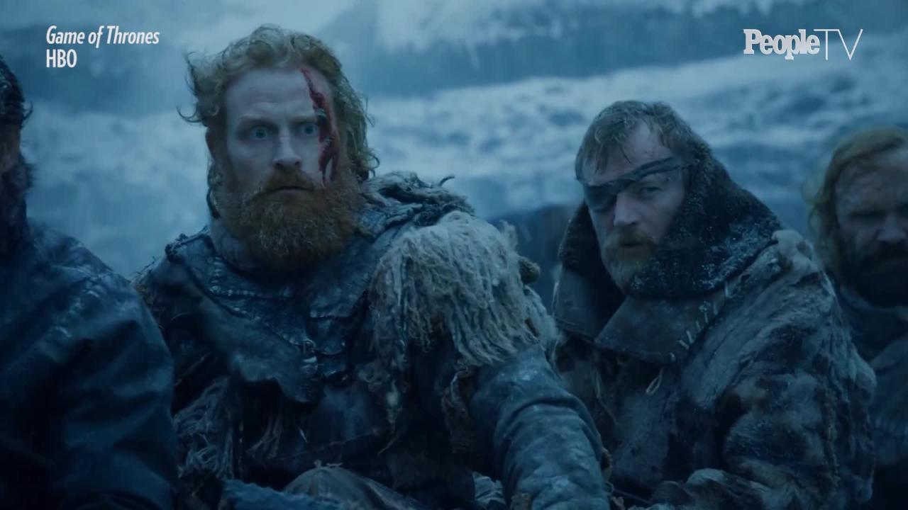 Game of Thrones Cast Recalls Their 'Sad,' 'Hug'-Filled Final Day of Filming