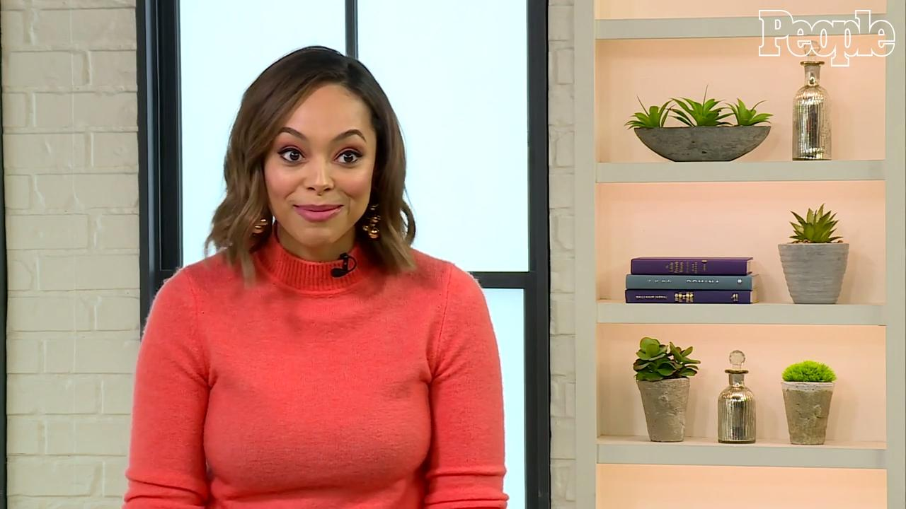Amber Stevens West on the Strangest Place She Has Ever Changed 6-Month-Old Daughter Ava's Diaper