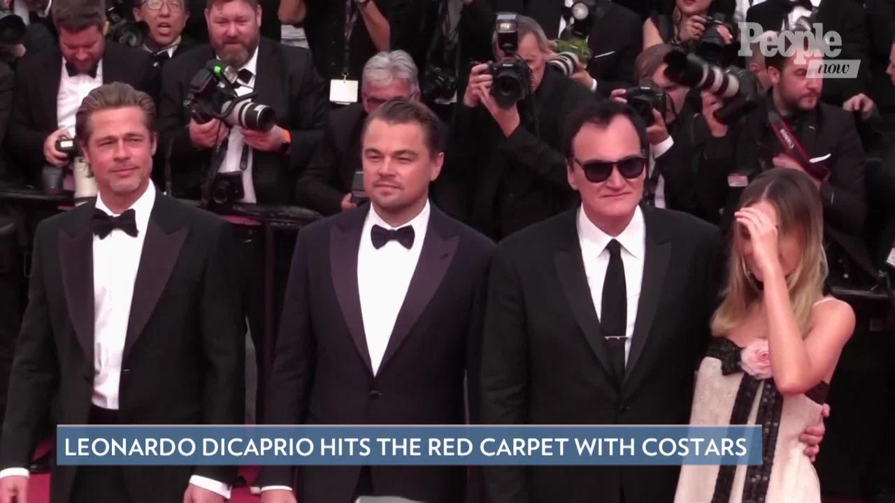 Brad Pitt Is Eager to Work with Leonardo DiCaprio Again: 'I Want to Do a Christmas Album!'