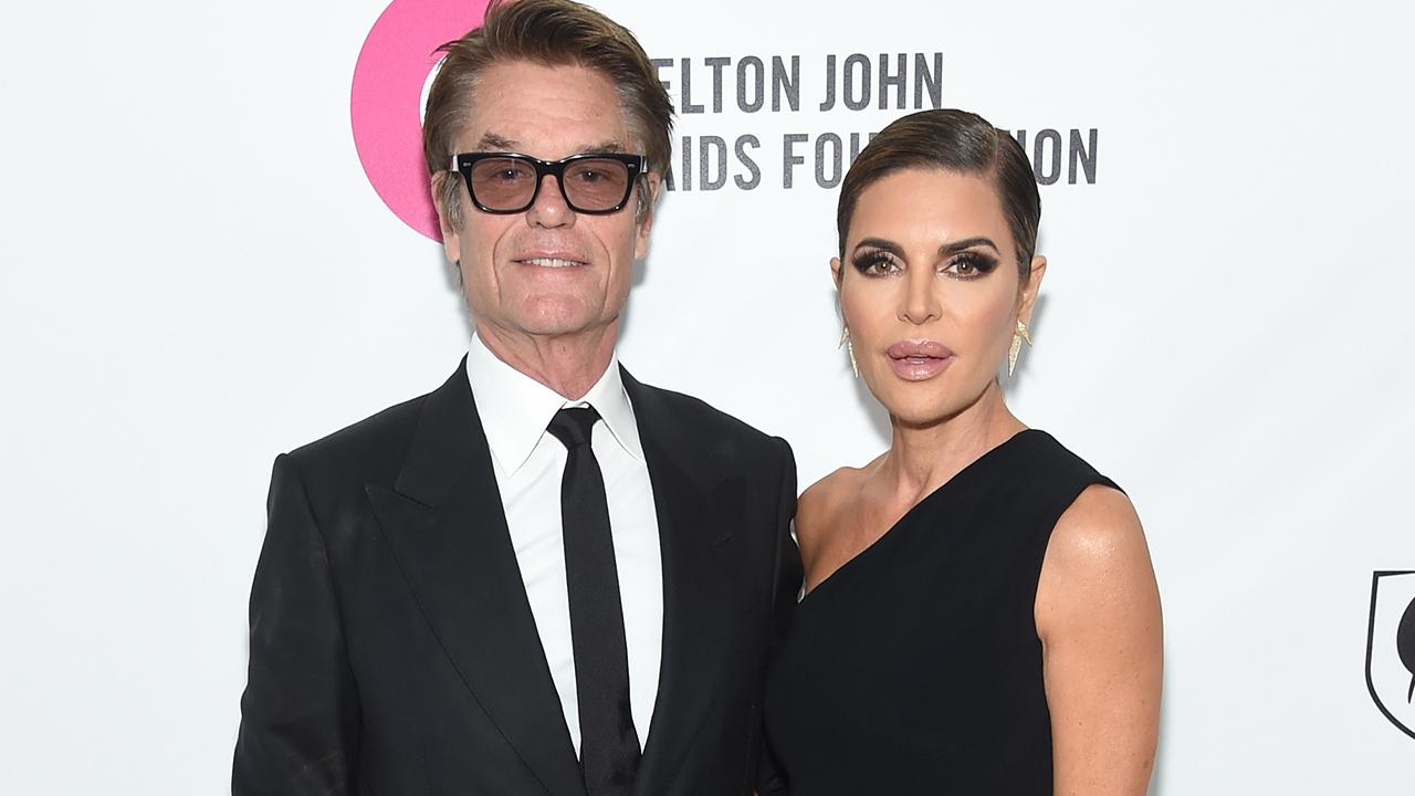 Kyle Richards Says Lisa Rinna Is 'Not Being Forthcoming' After Sharing Harry Hamlin's Most Bothersome Trait