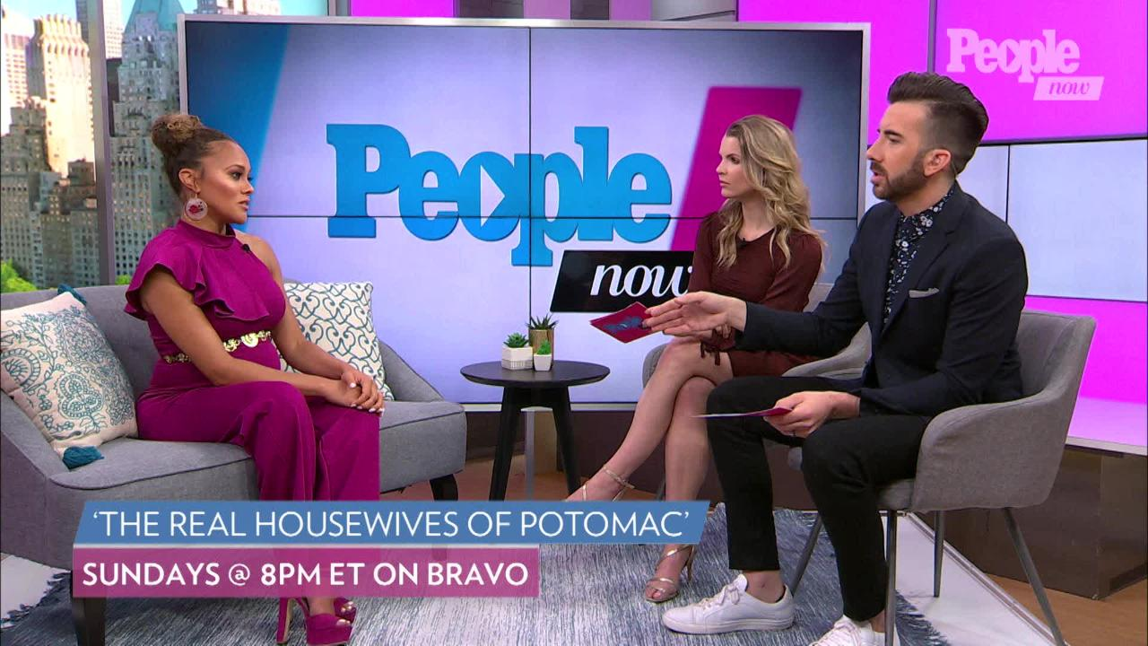 RHOP's Robyn Dixon Claims Ashley Darby's Husband Made a Sexual Comment About Another Man