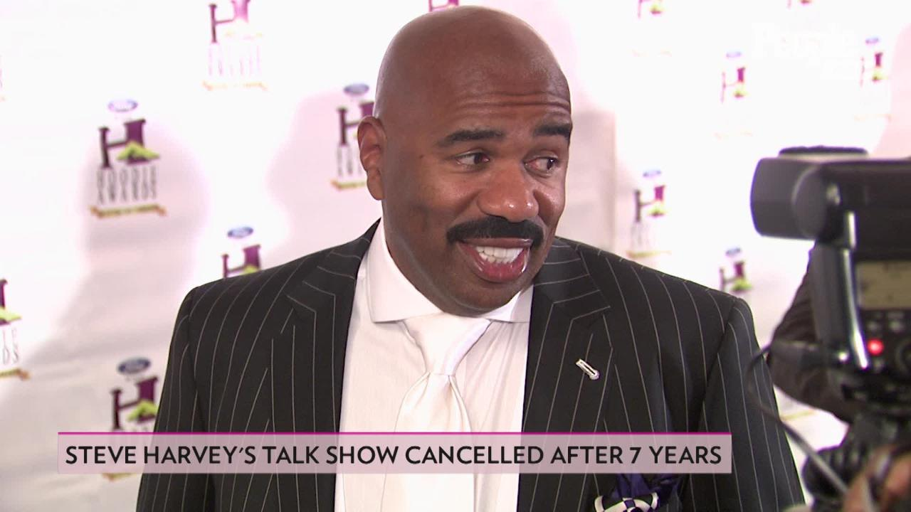 Steve Harvey Opened Up About the Prospect of Losing His Talk Show in 2016: 'I've Got 3 More'