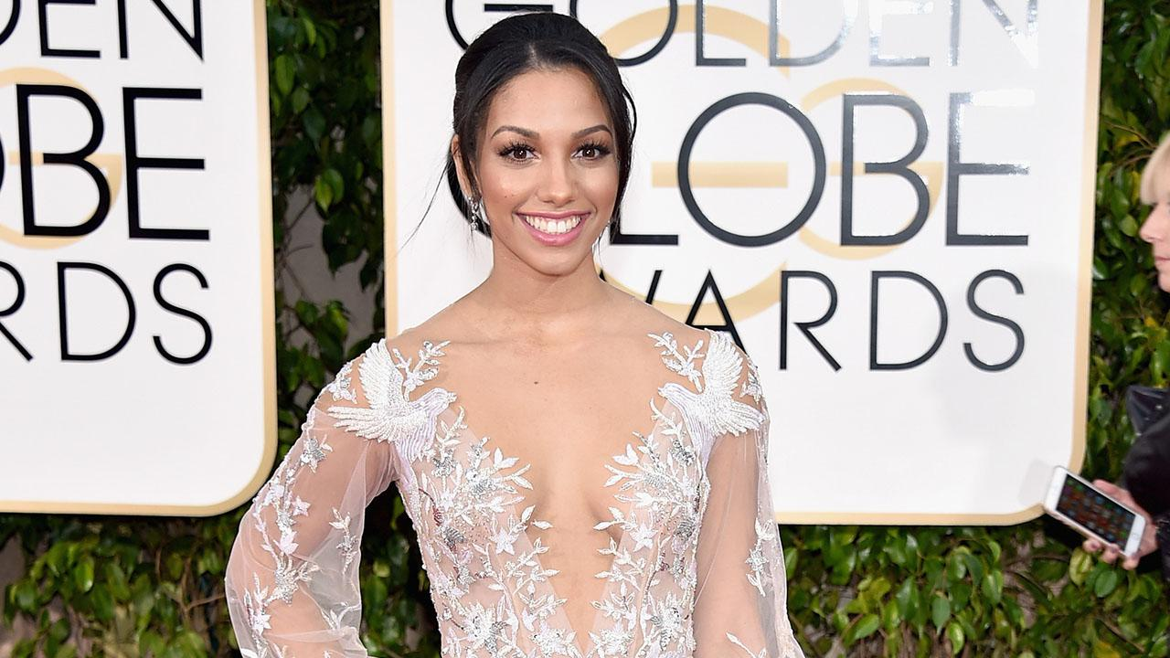 Corinne Foxx Says Jamie Foxx 'Is The Most Supportive Dad in the World'