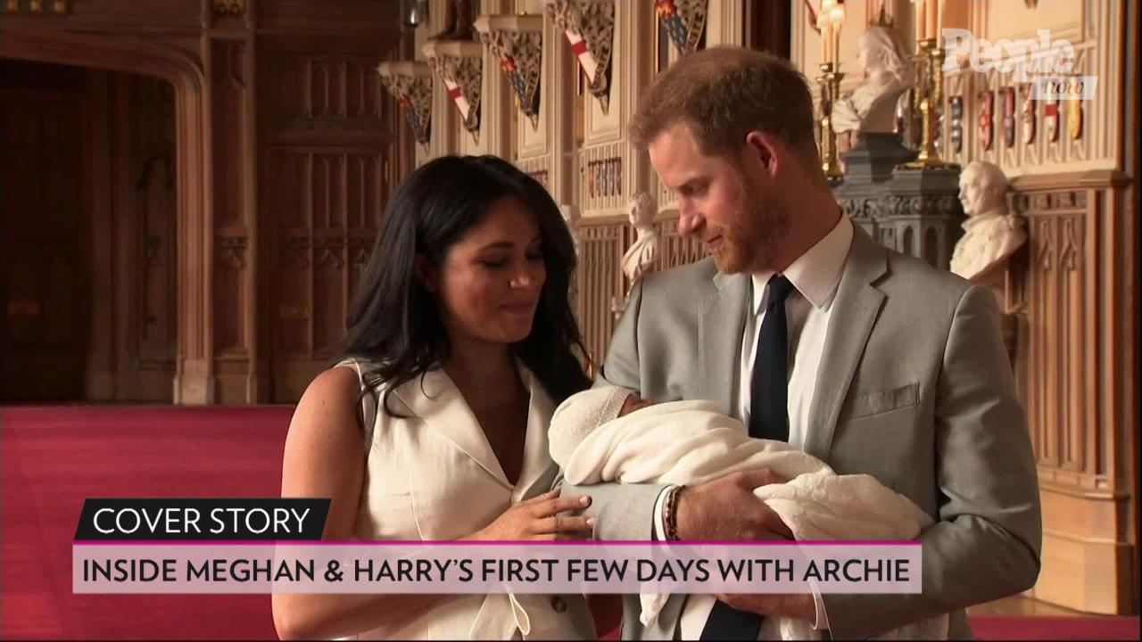 Meghan Markle and Prince Harry's New Home With Baby Archie Is 'So Cute and Warm' (Video)