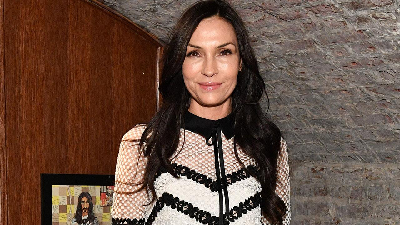 Famke Janssen Says The Poison Rose is a 'Melancholy and Beautiful' Movie