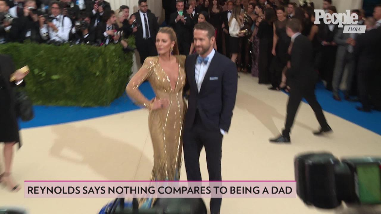Ryan Reynolds' Mother's Day Gift for Wife Blake Lively? 'Some Skydiving, Maybe Some Skywriting'