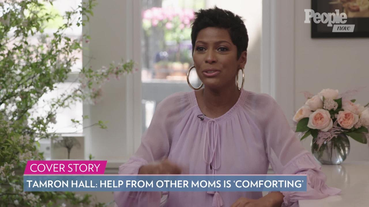 Tamron Hall Opens Up About the Anxiety of Undergoing IVF: 'Some of Us Will Have to Give Up'