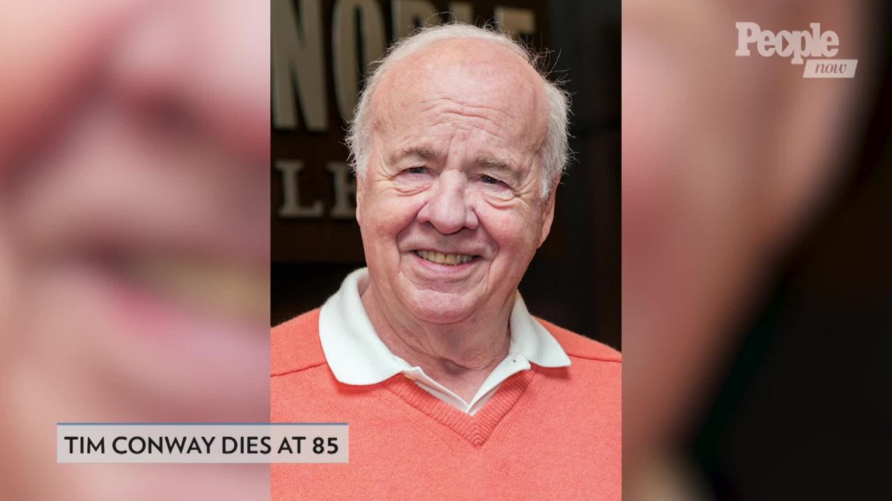 Tim Conway's Widow Recounts Their Love Story and His Final Two Weeks Before Death